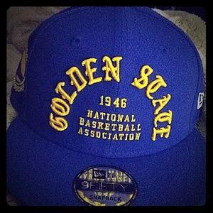 Golden state warriors new era snap back
